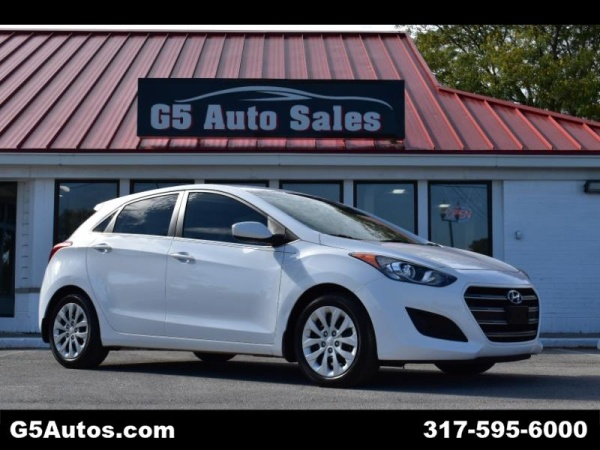 2016 Hyundai Elantra in Fishers, IN