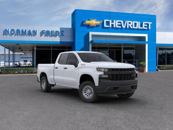 2020 Chevrolet Silverado 1500 in Houston, TX