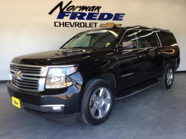 2017 Chevrolet Suburban 1500