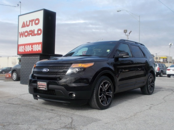 Performance Ford Omaha >> Ford Explorer