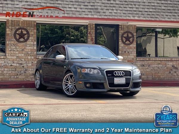 2008 Audi RS 4 RS 4