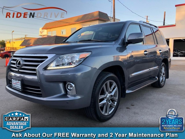 2014 Lexus LX in Garland, TX