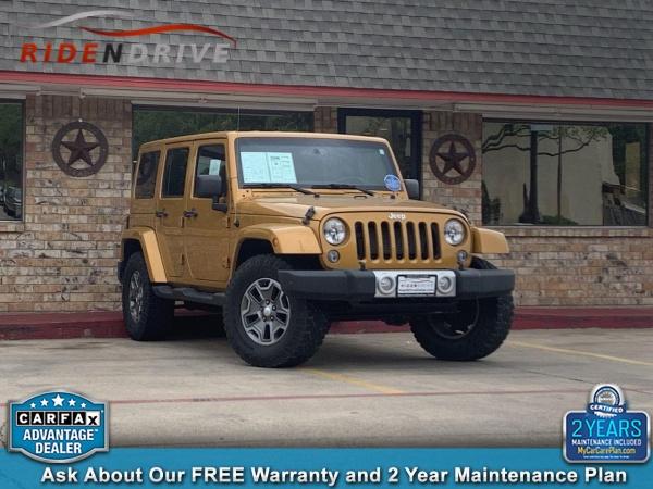 2014 Jeep Wrangler in Garland, TX