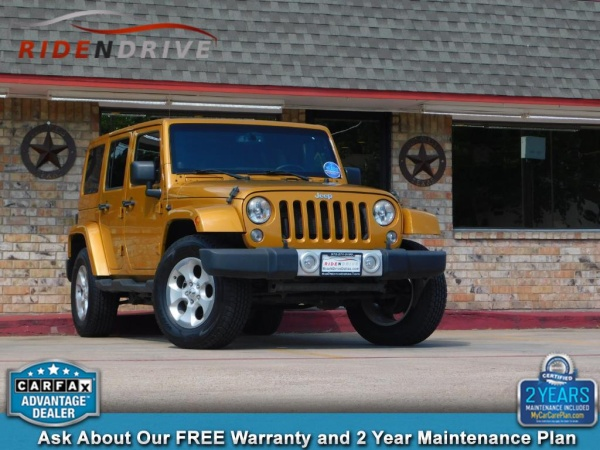 2014 Jeep Wrangler in Garland, TX