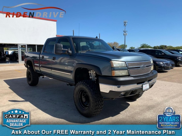 2006 Chevrolet Silverado 2500HD in Garland, TX