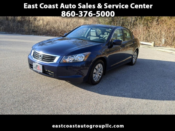 2010 Honda Accord in Griswold, CT