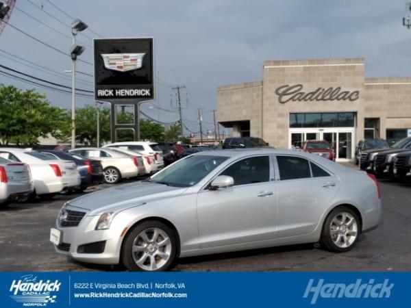 2014 Cadillac ATS 2.0T Luxury