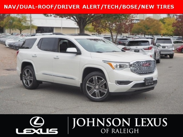 2018 GMC Acadia in Raleigh, NC