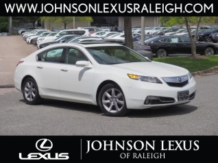 965218736d1354 2013 Acura TL FWD Automatic with Technology Package for Sale in Raleigh