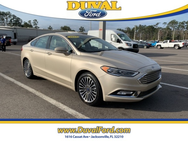 2017 Ford Fusion in Jacksonville, FL