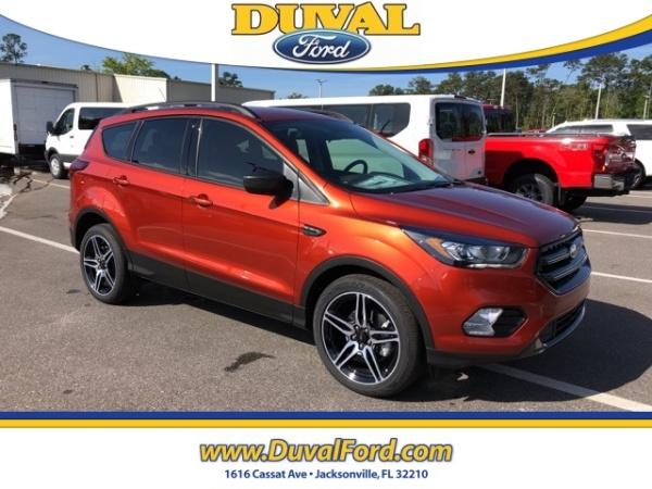 2019 Ford Escape in Jacksonville, FL