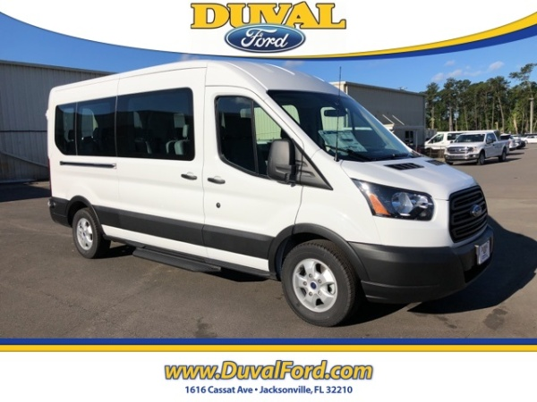 108d57ae37 2019 Ford Transit Passenger Wagon T-350 148