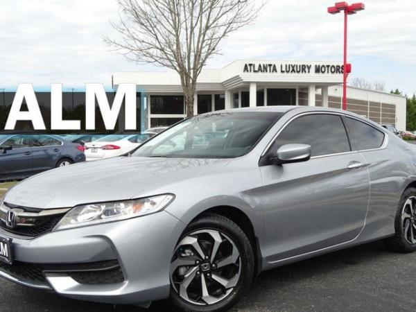 2017 Honda Accord LX-S