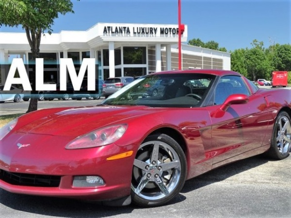 2007 Chevrolet Corvette in Newnan, GA