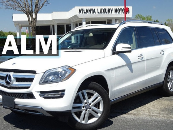 2016 Mercedes-Benz GL GL 450