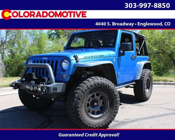 2015 Jeep Wrangler in Englewood, CO