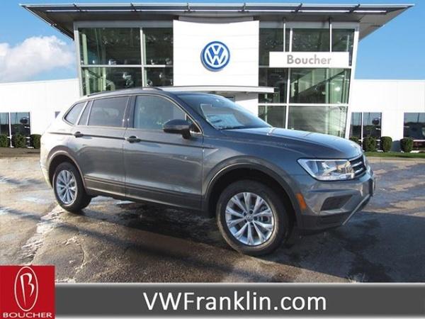 2020 Volkswagen Tiguan in Franklin, WI