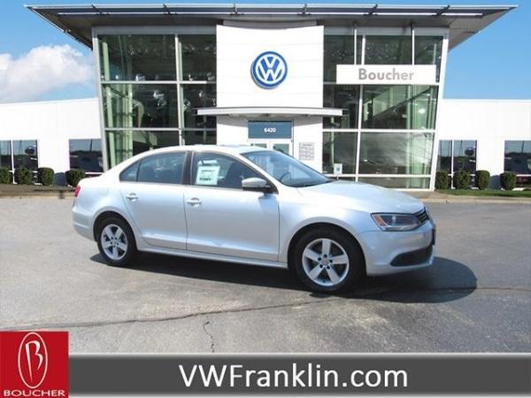 2012 Volkswagen Jetta in Franklin, WI
