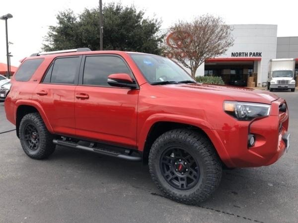 2020 Toyota 4Runner in San Antonio, TX