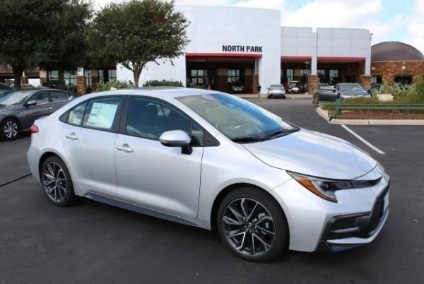 2020 Toyota Corolla in San Antonio, TX
