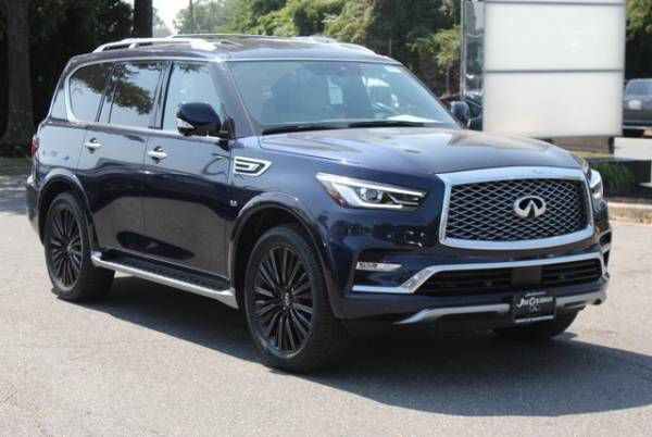 Infiniti Of Silver Spring >> 2019 Infiniti Qx80 Limited For Sale In Silver Spring Md