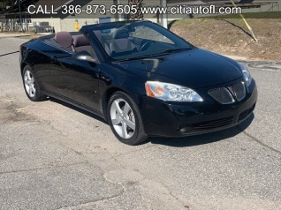 2007 Pontiac G6 2dr Convertible Gt For In Deland Fl