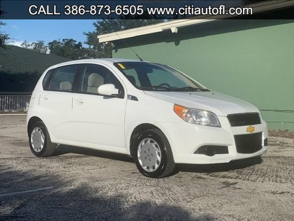 2011 Chevrolet Aveo Lt With 1lt Hatch For Sale In Deland Fl