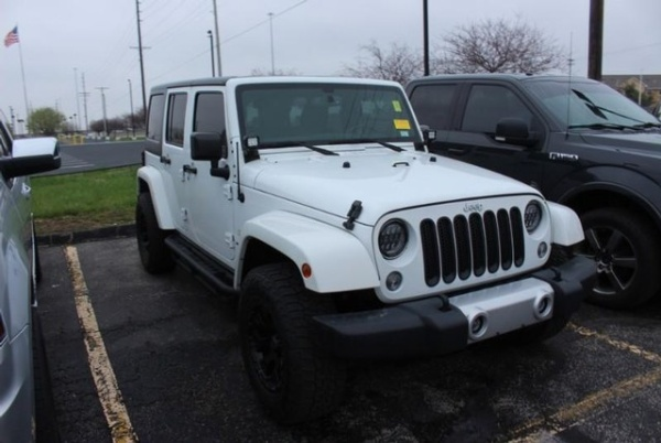 2014 Jeep Wrangler in St. Peters, MO