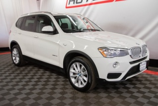 Used 2017 BMW X3 SDrive28i RWD For Sale In Las Vegas NV