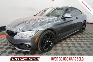 2016 Bmw 4 Series 428i Coupe Sulev For In Las Vegas Nv