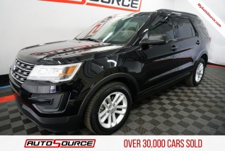 2016 Ford Explorer Base Fwd For In Las Vegas Nv