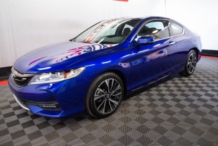 Used 2017 Honda Accord EX Coupe Manual For Sale In Las Vegas, NV