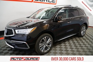 2017 Acura Mdx Sh Awd With Technology Package For In Las Vegas Nv