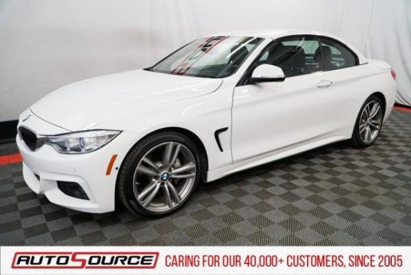 2016 BMW 4 Series in Las Vegas, NV