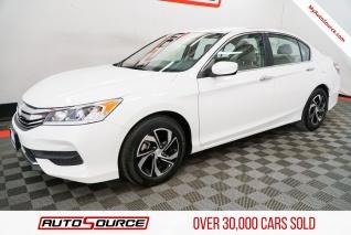 2017 Honda Accord Lx Sedan Cvt For In Las Vegas Nv