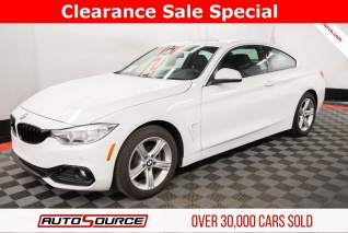 2017 Bmw 4 Series 430i Coupe For In Las Vegas Nv