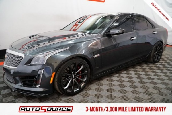 Used Cadillac CTS-V for Sale (from $9,900) - iSeeCars com
