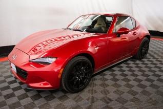 Used 2017 Mazda MX 5 Miata RF Grand Touring Manual For Sale In Las Vegas