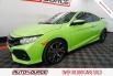 2017 Honda Civic Si Coupe Manual for Sale in Las Vegas, NV