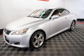 Lexus is250c for sale