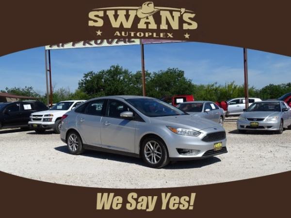 2015 Ford Focus in Jourdanton, TX