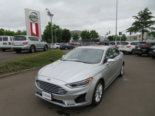 2019 Ford Fusion in Eugene, OR