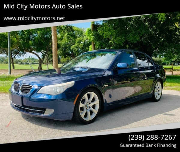 2009 BMW 5 Series in Fort Myers, FL