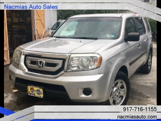73f96835893 2011 Honda Pilot LX 4WD for Sale in Brooklyn