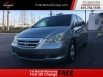 2006 Honda Odyssey EX-L with Rear Entertainment System for Sale in Nashville, TN