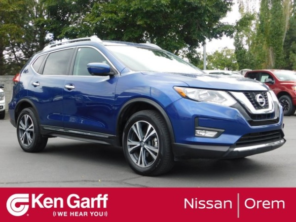 2017 Nissan Rogue in Orem, UT