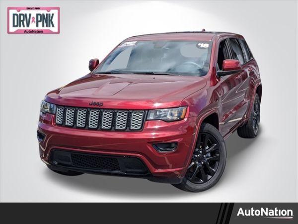 2018 Jeep Grand Cherokee in Columbus, GA