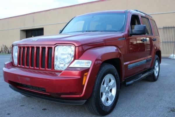 2010 Jeep Liberty in Houston, TX