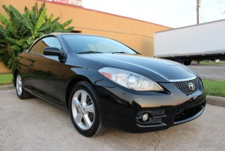 2008 Toyota Camry Solara Sle Convertible V6 Automatic For In Houston Tx
