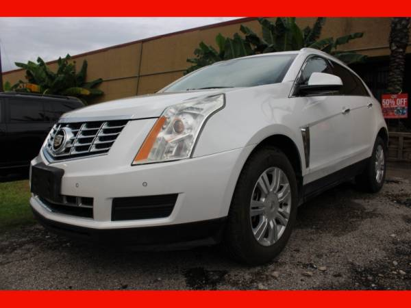 2013 Cadillac SRX Luxury Collection FWD For Sale in ...